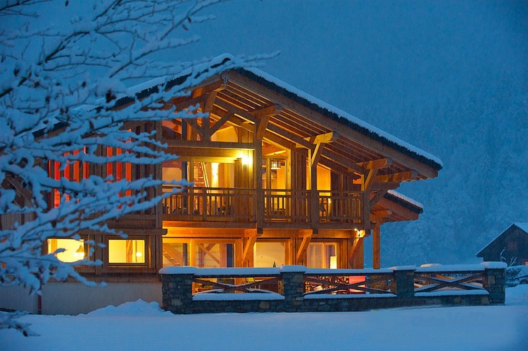 Individual chalet