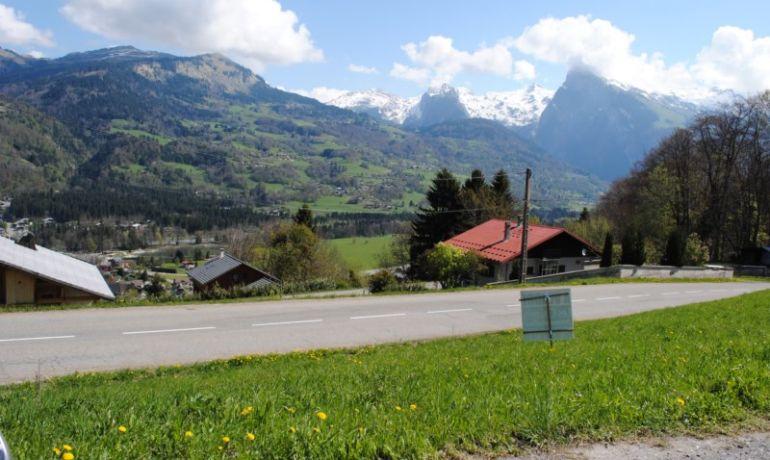 """Le Chery"" – Land for sale Morillon"