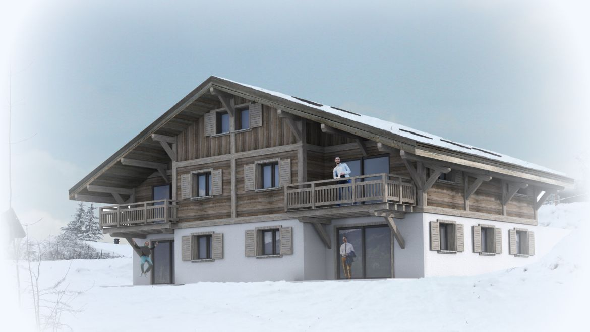 Achat appartement Samoëns BALSAMINES 2 – Sous compromis