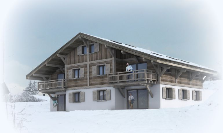 BALSAMINES 3 duplex – Apartment for sale Samoëns – SOLD