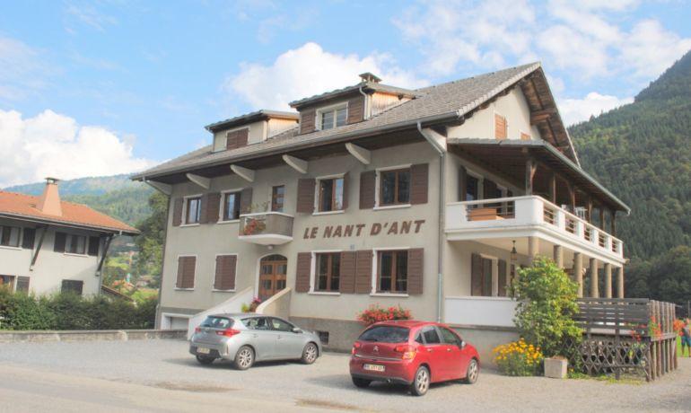 Protégé: Achat maison Samoens Nant d'Ant – VENDU