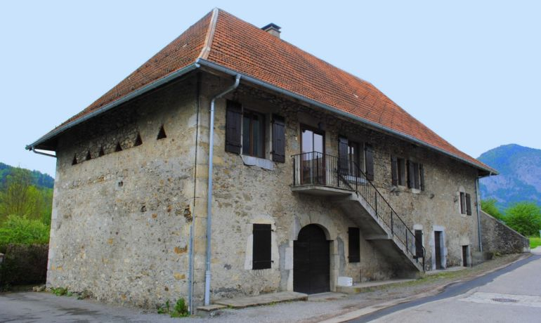 "Stone House ""la Chartreuse"""