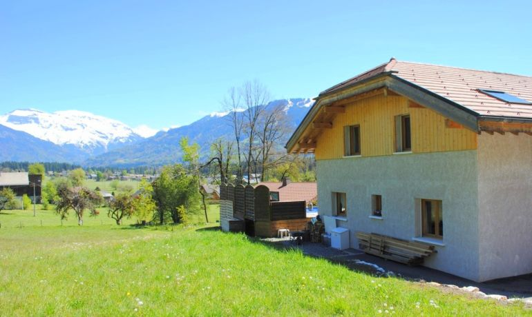 Exclusivity Alpes Chalets  : Chalet Harmonie in Verchaix