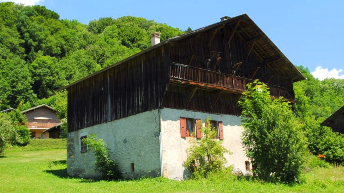 Achat ferme samoens tataz agence immobili re for Agence immobiliere achat maison
