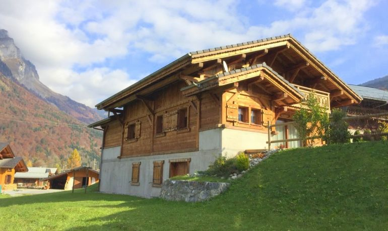 Exclusivity : Chalet Lefay