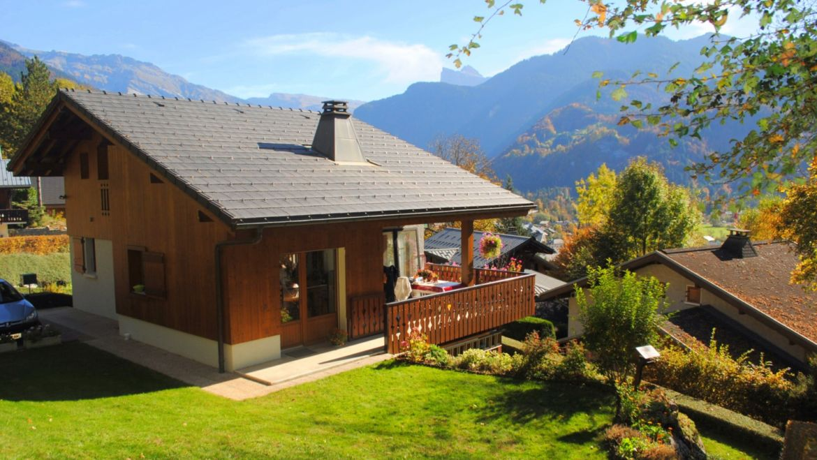 Chalet Levy – Samoëns – EXCLUSIVITE VENDU