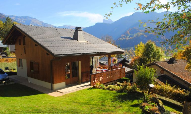 Chalet Levy – Samoëns – EXCLUSIVITE