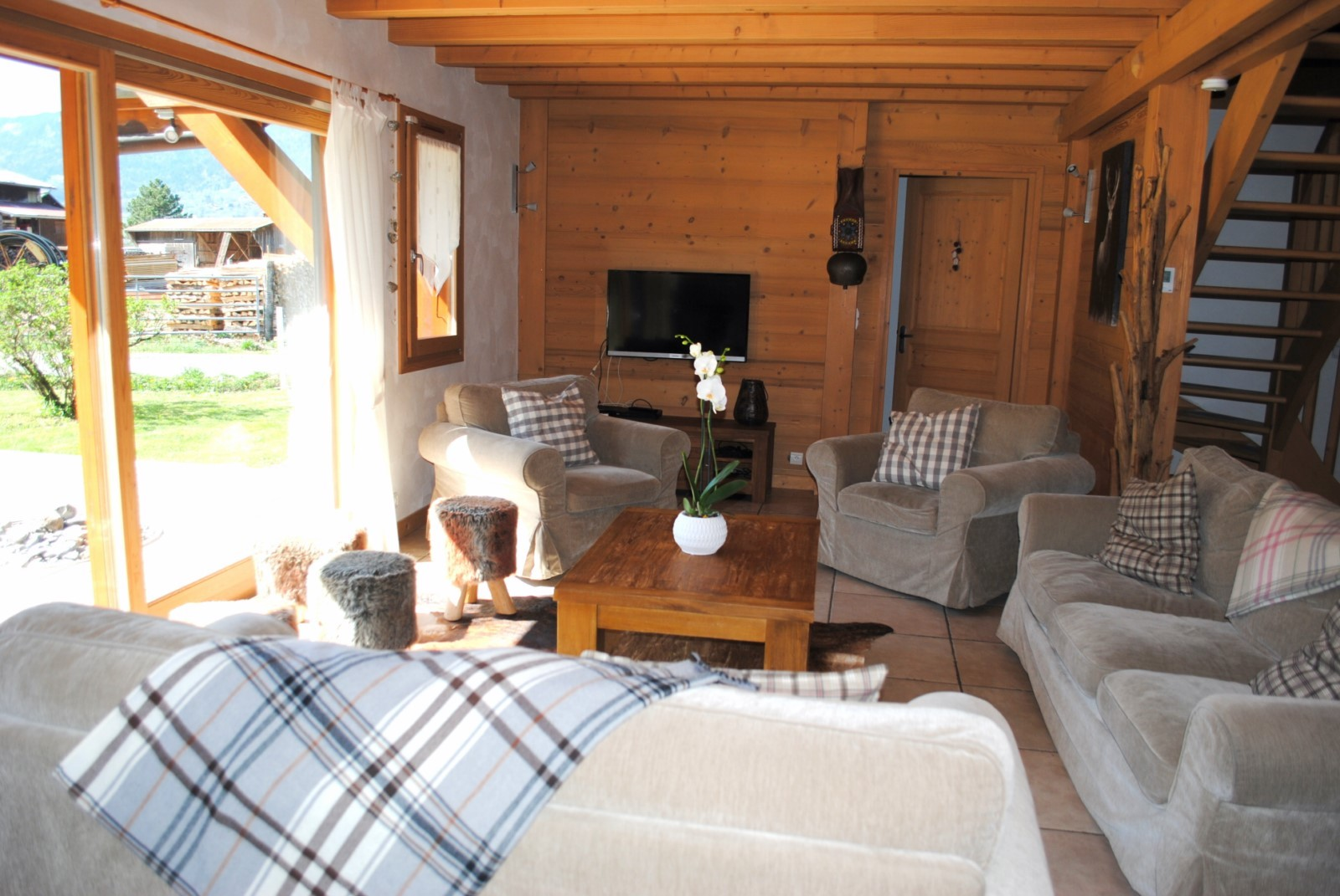 Vente chalet orchid e agence immobili re samoens for Agence immobiliere 74