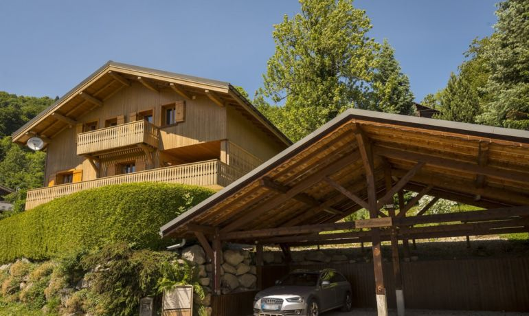 Chalet Marmotte in Verchaix – Exclusivity Alpes Chalets
