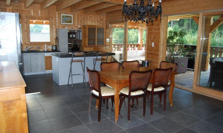 Chalet  La terrasse – Verchaix