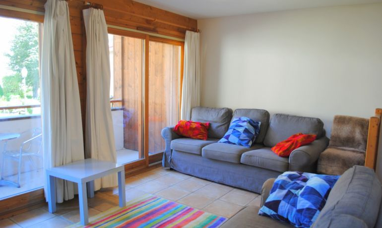 Duplex apartment Sapin in the center of Samoëns