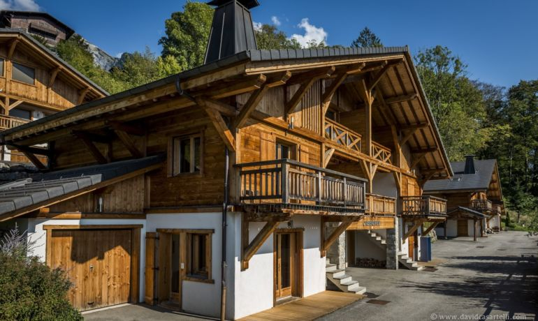 Exclusivity : Apartment Pomme in Samoëns