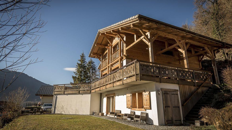 Chalet de luxe à vendre chez Alpes Chalets