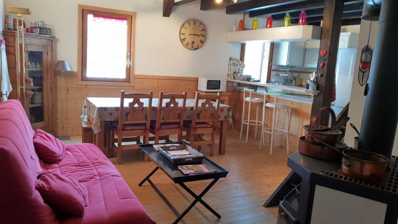 Exclusivité Alpes Chalets Appartement Visigny à Morillon