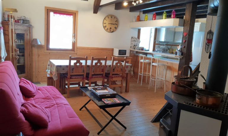 Exclusivité Alpes Chalets Appartement Visigny à Morillon