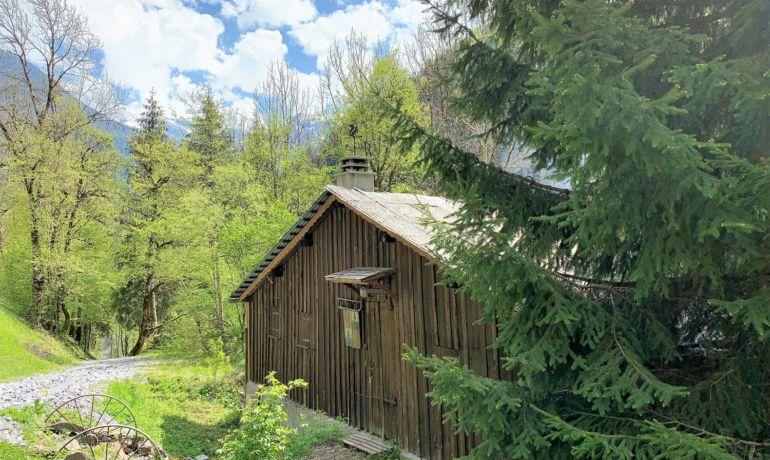 Grange amenagée du Frêne