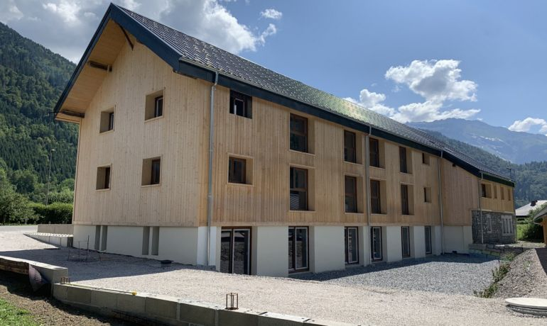 Apartments out of water out of air for sale in Samoëns