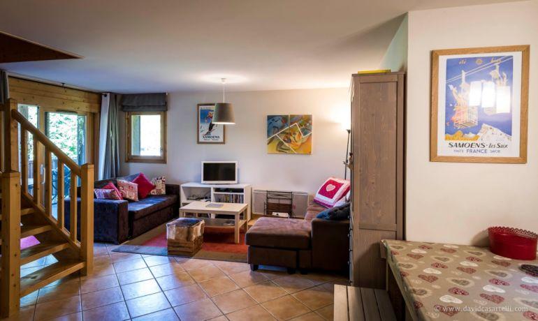 Exclusivity Alpes Chalets : Apartment Chardons