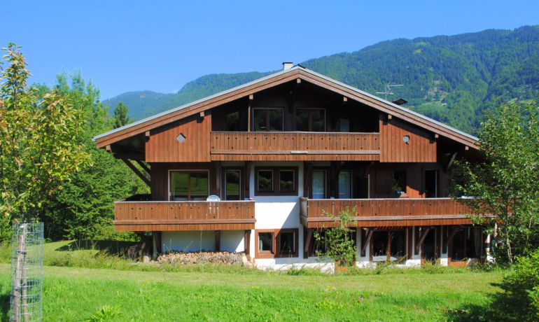 Chalet Horizon in Morillon – VENDU