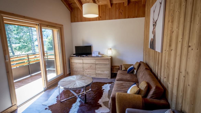 Appartement en duplex Le clos des rennes B3 – Samoëns – Sous compromis