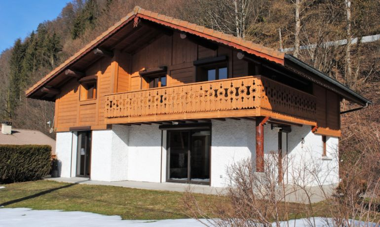 Chalet Marronnier in Verchaix – Under offer