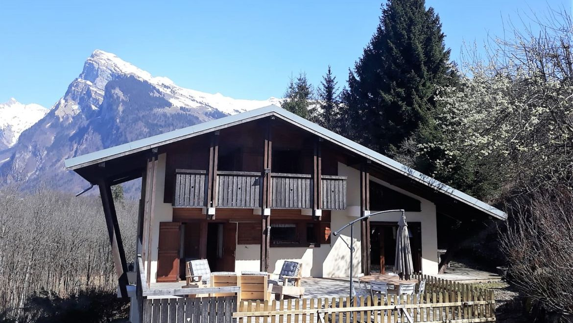 Chalet Battieu in Samoëns