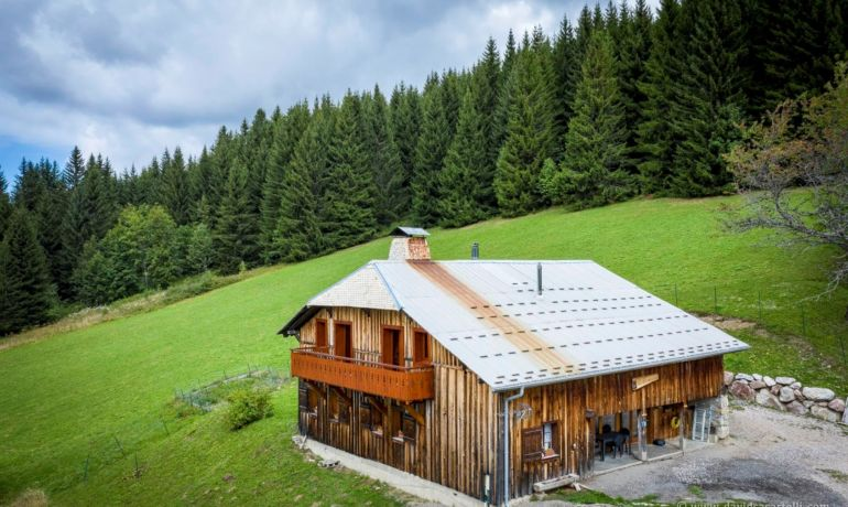 Farm Beauceron in Morzine