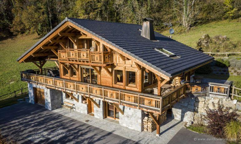 Exclusivité Alpes Chalets – Chalet Joli Bois