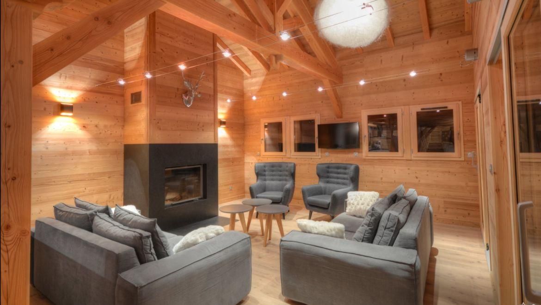 Luxury chalet Kibo Lodge B les Gets – Portes du Soleil