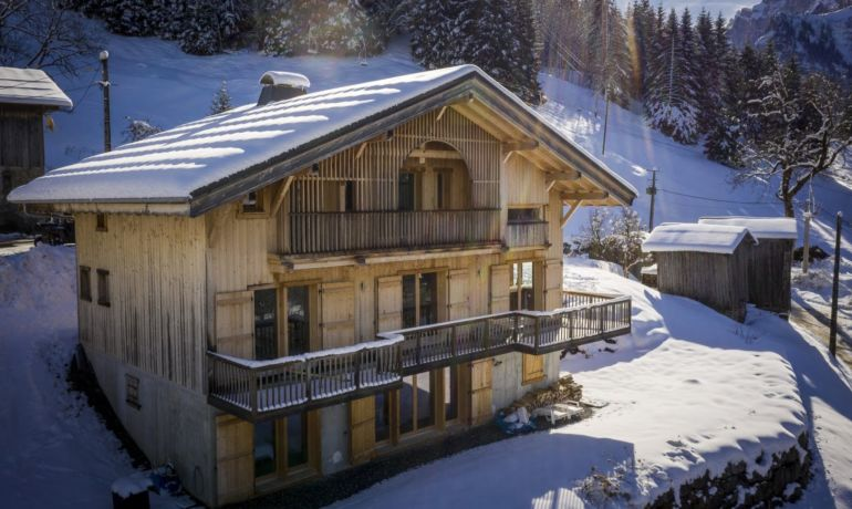 Exclusivity Alpes Chalets : Chalet Bellevue