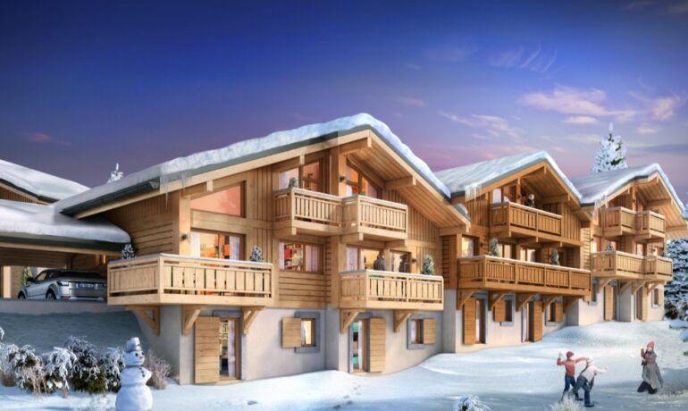 Appartements neufs Le pré d'Anne Chloé