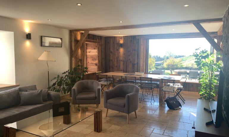 Duplex apartment Vigny – Under Offer